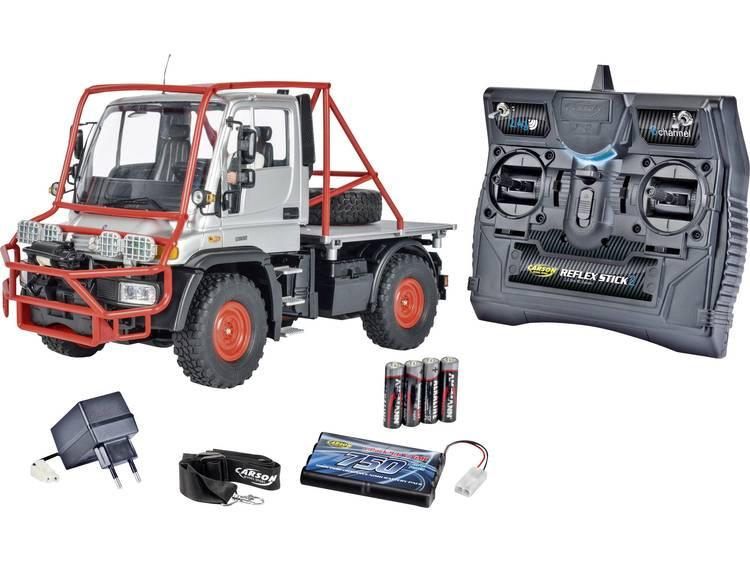 Carson Modellsport 1:12 RC auto Bouwvoertuig Incl. accu, oplader en batterijen voor de zender