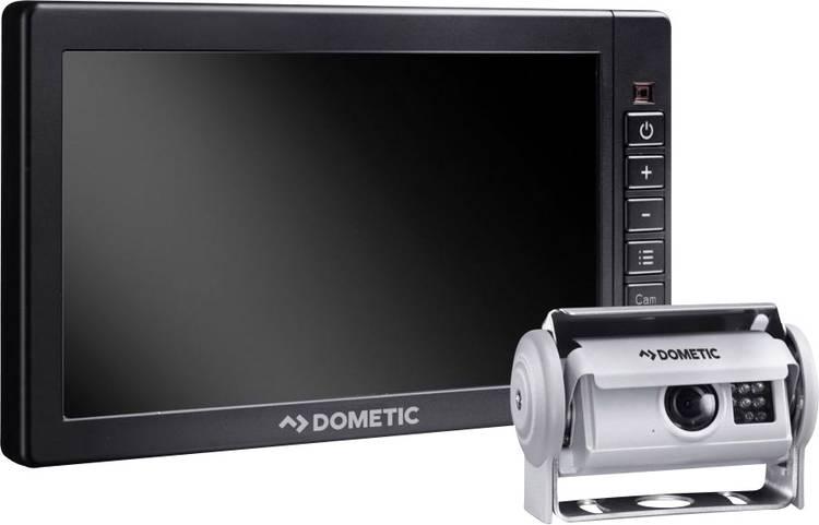 Dometic Group PerfectView RVS 780X Kabelgebonden achteruitrijcamera systeem 4 camera-ingangen. Geïntegreerde verwarming. Spiegelfunctie. Shutter. Extra