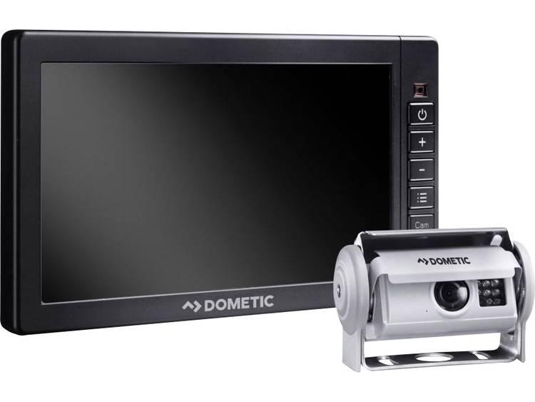 Kabelgebonden achteruitrijcamera systeem Dometic Group PerfectView RVS 780X 4 camera ingangen, Geïntegreerde verwarming, Spiegelfunctie, Shutter, Extra