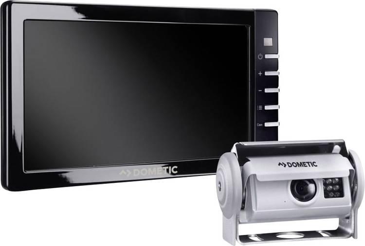 Dometic Group PerfectView RVS 780 Kabelgebonden achteruitrijcamera systeem 3 camera-ingangen. Shutter. Geïntegreerde verwarming. Extra IR-verlichting.