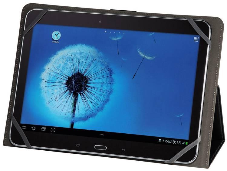 Hama Bookcase Universele tablet hoes Geschikt voor displaygrootte: 25,7 cm (10,1) Zwart