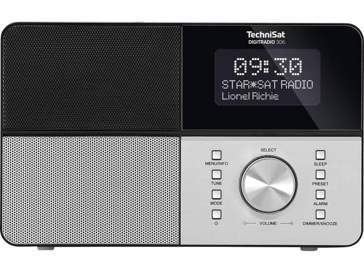 TechniSat DIGITRADIO 306 IR Internet Tafelradio FM, DAB+, WiFi, USB, LAN Geschik
