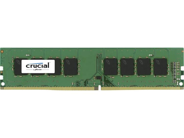 PC-werkgeheugen module Crucial CT4G4DFS824A CT4G4DFS824A 4 GB 1 x 4 GB DDR4-RAM 2400 MHz