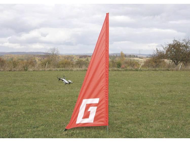 Graupner 1500 Race Copter Turn flag