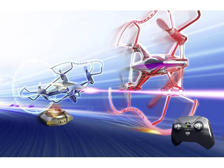 Silverlit Hyperdrone Racing Champion Set Race drone RTF Flip-functie, Automatisch starten/landen