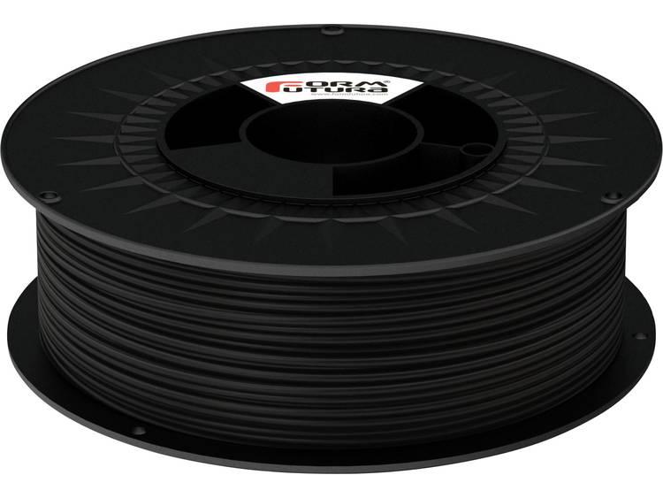 Filament Formfutura PLA kunststof 1.75 mm Zwart 1000 g