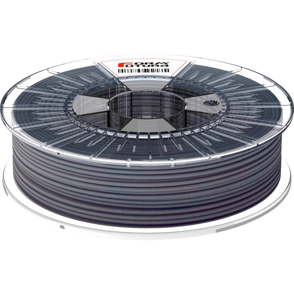 Formfutura EasyFil PLA-175GY1-0750T 3D-skrivare Filament PLA-plast 1.75 mm 750 g Grå 1 st