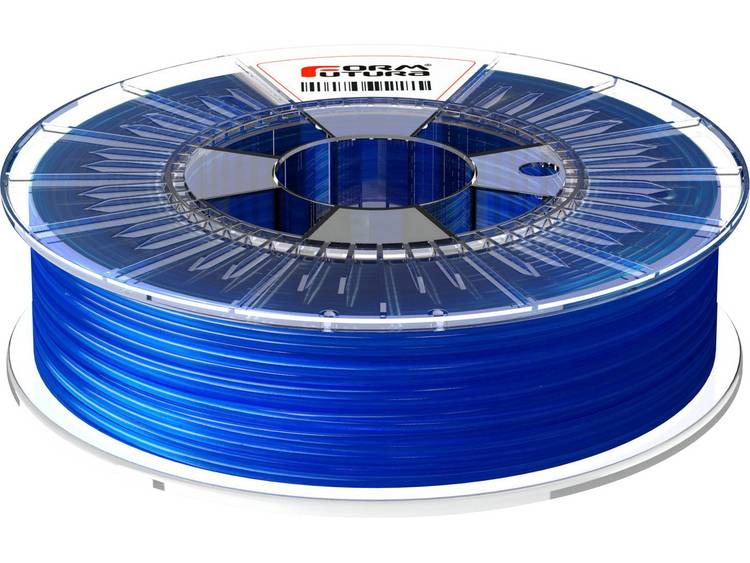 Filament Formfutura HDglass⢠PET kunststof 2.85 mm Blauw 750 g