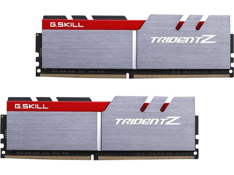 PC-werkgeheugen kit G.Skill F4-3200C15D-32GTZ F4-3200C15D-32GTZ 32 GB 2 x 16 GB DDR4-RAM 3200 MHz CL15-15-15-35