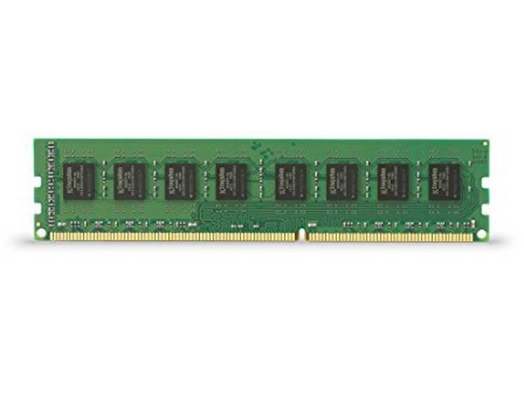 Kingston KVR16N11H/8 8 GB DDR3-RAM PC-werkgeheugen module 1600 MHz 1 x 8 GB