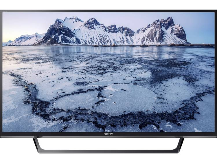 Sony KDL40WE665 LED-TV 101 cm 40 inch Energielabel: A+ (A++ - E) DVB-T2, DVB-C, DVB-S, Full HD, Smar