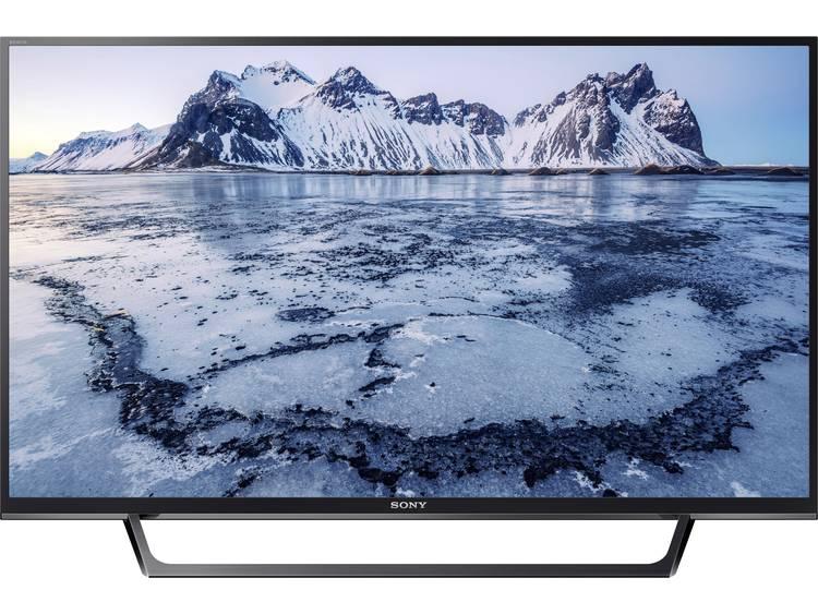 Sony BRAVIA KDL32WE615 LED-TV 80 cm 32 inch Energielabel: A (A++ – E) DVB-T2, DVB-C, DVB-S, HD ready, Smart TV, PVR ready Zwart