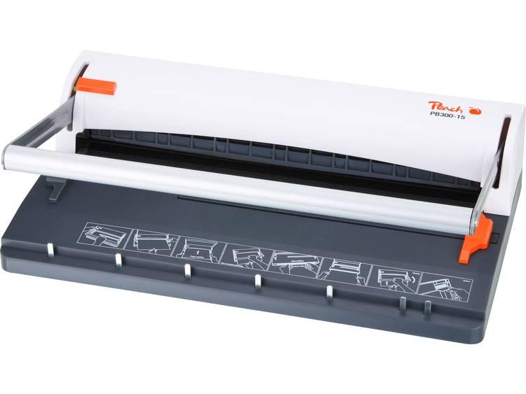 Peach draadbindmachine PB300-15 incl. draadsluiter, 8 mm, A4