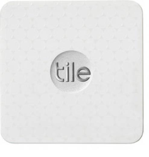 Tile Slim Bluetooth tracker Multifunctionele tracker Wit