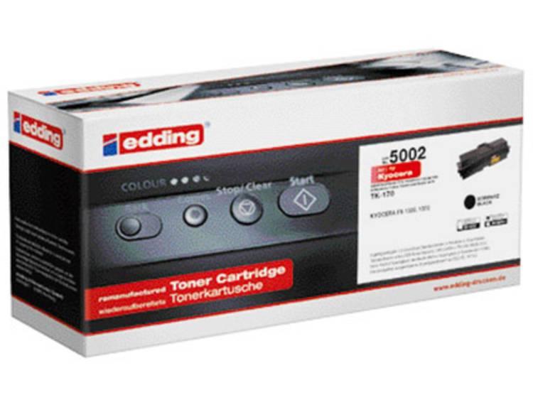 Edding Tonercassette vervangt Kyocera TK-170 Compatibel Zwart 7200 bladzijden EDD-5002