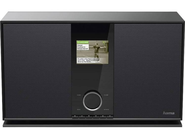 Hama DIR3600MBT Internet Tafelradio AUX, Bluetooth, DAB+, Internetradio, LAN, FM