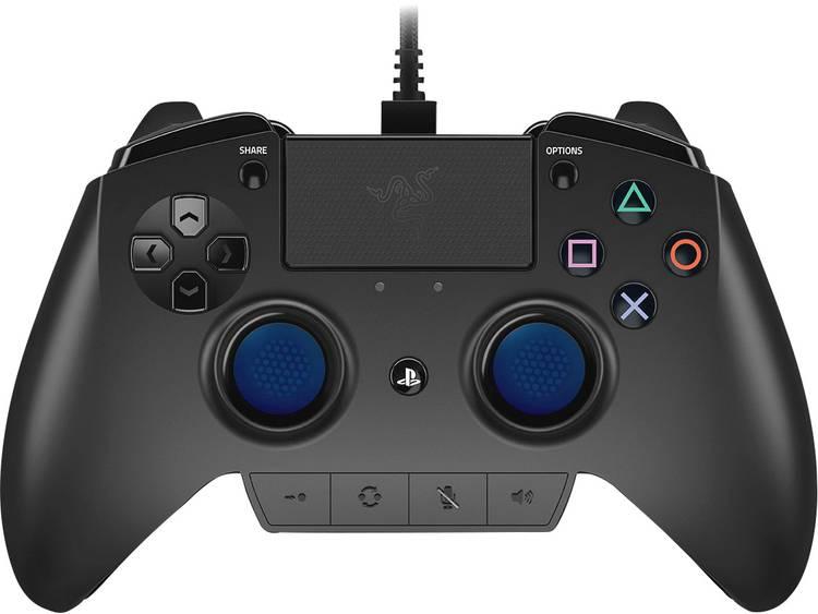 Razer Raiju Gamepad PlayStation 4 Zwart, Blauw