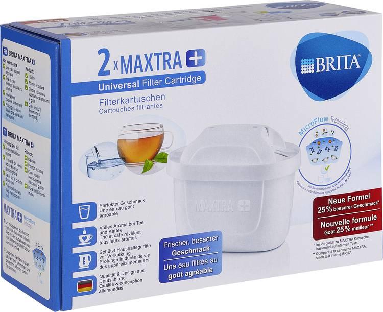 Image of Filter Brita Maxtra + 2er Pack 075200 Wit