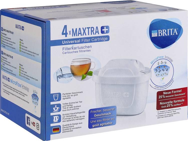 Image of Filter Brita Maxtra + 4er Pack 075262 Wit