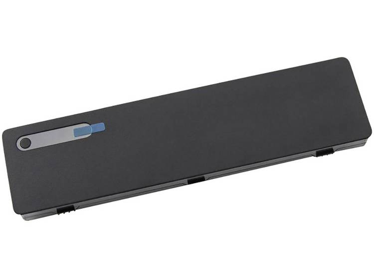 Laptopaccu Dell Vervangt originele accu 0W3Y7C, JWPHF, 049H0, W3Y7C, 451-11599 11.1 V 4800 mAh