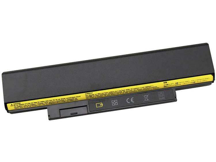 Laptopaccu ipc-computer Vervangt originele accu 0A36290, 42T4943, 42T4958, 45N1057, 45N1174 10.8 V 5