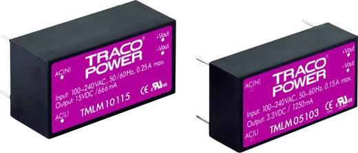 TracoPower TMLM 20112 AC/DC printnetvoeding 12 V/DC 1.66 A 20 W