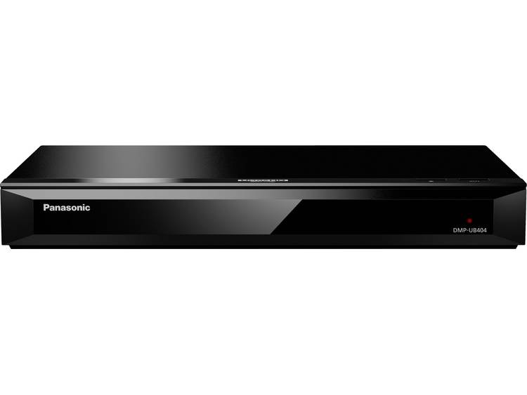 Panasonic UHD-blu-ray-speler 4K Upscaling, WiFi Zwart