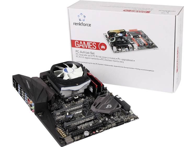 PC Tuning-Kit (gaming) AMD Ryzen 7 1800X (8 x 3.6 GHz) 32 GB ATX