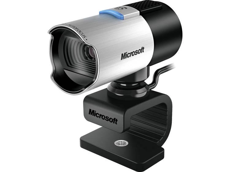 Microsoft LifeCam Studio for Business Full HD-webcam 1920 x 1080 pix Klemhouder