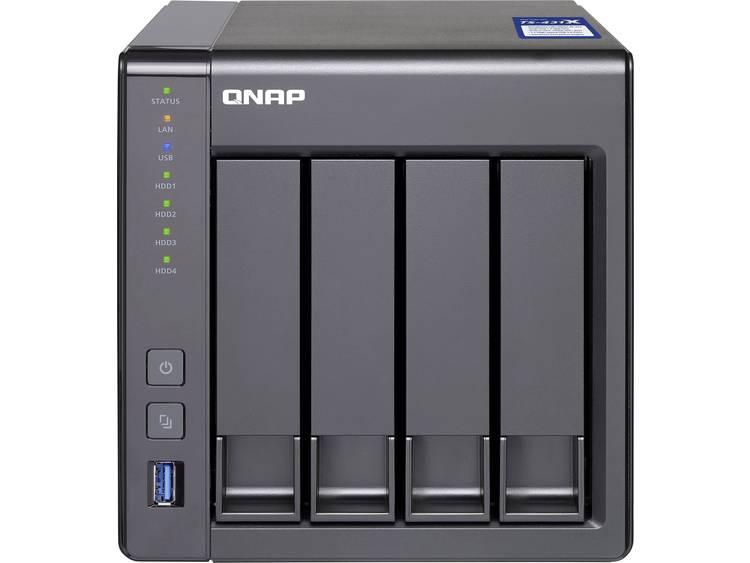 QNAP TS-431X-2G NAS-serverbehzuizing