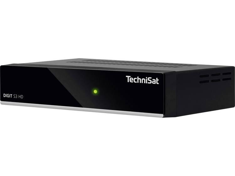 Technisat DIGIT S3 HD zwart