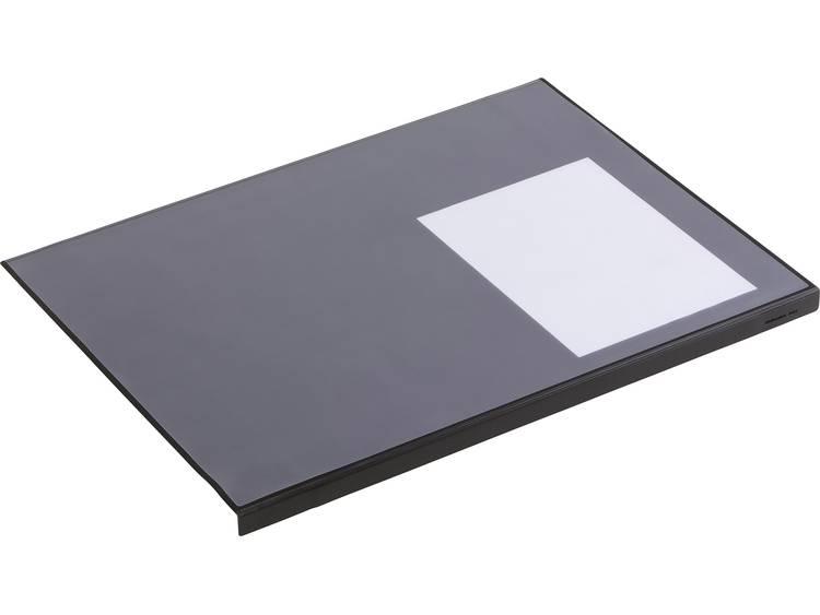 Durable Speciaal Bureau-onderlegger Zwart Polyvinylchloride (PVC) 65 x 52 cm Stuks