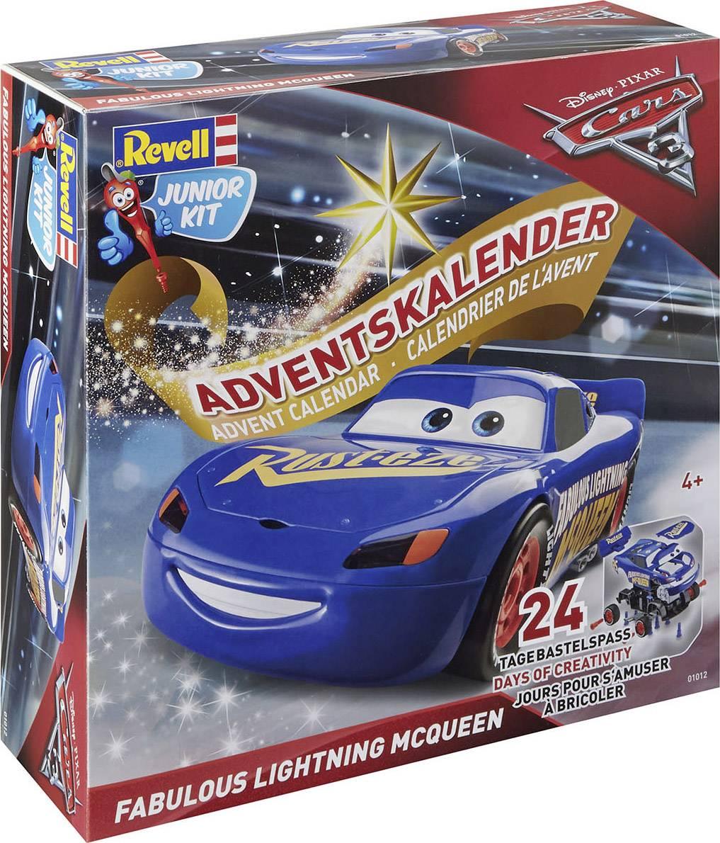 Cars Weihnachtskalender.Adventskalender Revell Control Junior Lightning Mcqueen Speelgoed