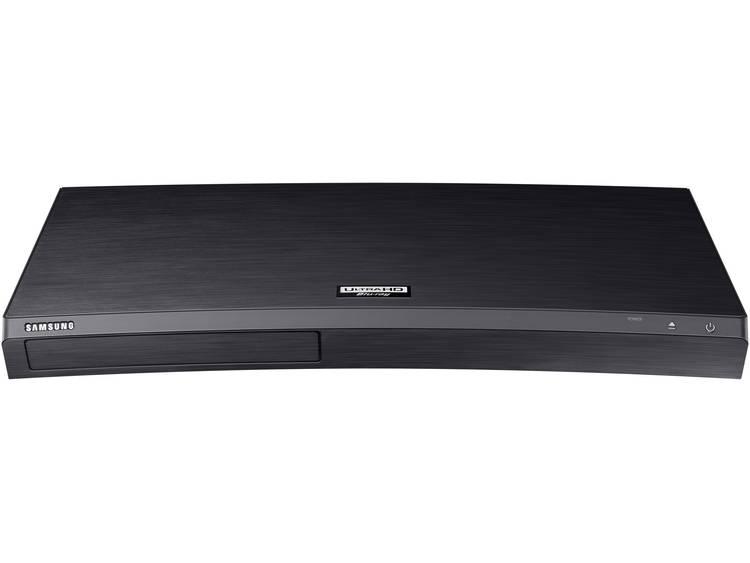 Samsung UBD-M9500 UHD-blu-ray-speler 4K Upscaling, Smart-TV, WiFi Zwart