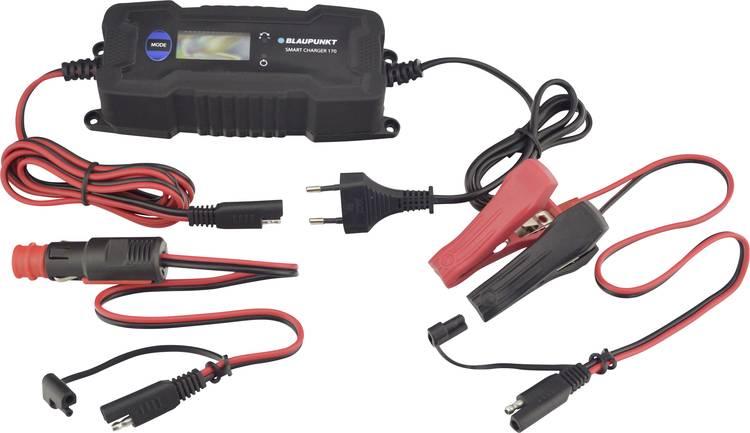 Druppellader Blaupunkt Smart Charger 170 6 V. 12 V 0.8 A 3.8 A