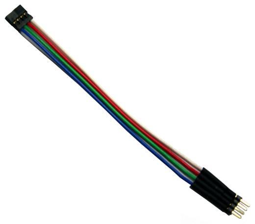 Connector Kabellengte: 50 mm 12 V/DC