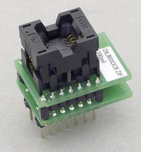Adapter voor Elnec-programmer Elnec 70-0919 Uitvoering (algemeen) DIL8/SOIC8 ZIF 200 mil
