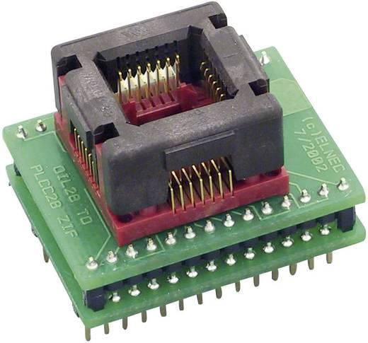 Adapter voor Elnec-programmer Elnec 70-0066 Uitvoering (algemeen) DIL28/PLCC28 ZIF