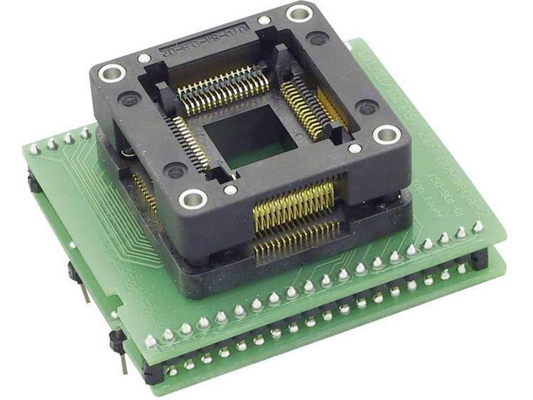 Adapter voor Elnec-programmer Elnec 70-0127 Uitvoering DIL40-TQFP64 ZIF AVRMEGA-2