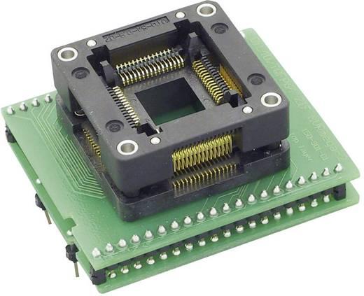 Adapter voor Elnec-programmer Elnec 70-0127 Uitvoering (algemeen) DIL40/TQFP64 ZIF AVRMEGA-2