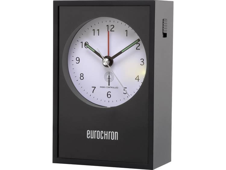 Eurochron EFW 7002 Wekker Zendergestuurd Zwart