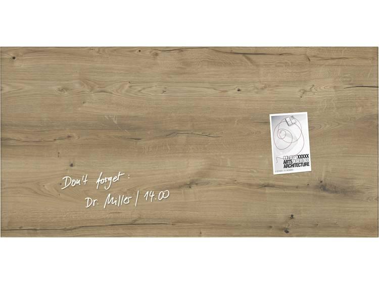 Sigel artverum® Natural Wood (b x h x d) 910 x 460 x 15 mm Hout GL258