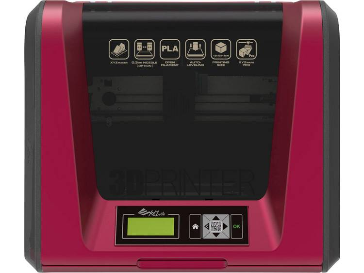 3D printer XYZprinting Da Vinci Junior 1.0 Pro Incl. filament