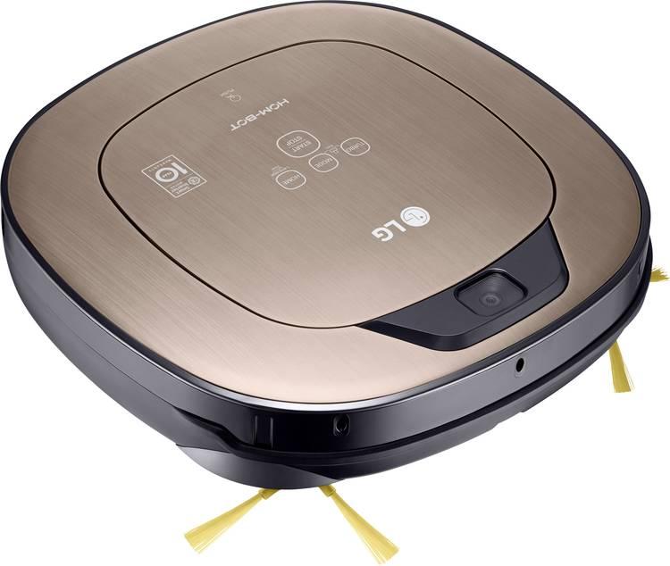 Image of LG Electronics VRD 830 MGPCM Robotstofzuiger Goud (metallic) Op afstandsbedienbaar