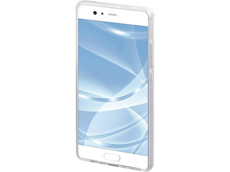 Hama Crystal Clear GSM backcover Geschikt voor model (GSMs): Huawei P10 Plus Transparant