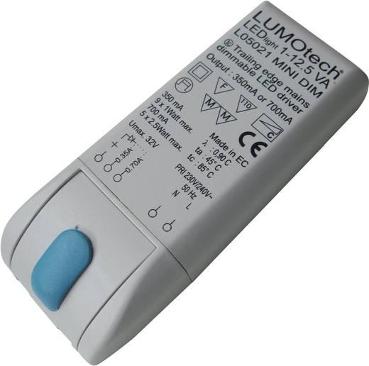 Barthelme LED-transformator Constante spanning LEDTREIB67 350 - 700 mA 32 V/DC