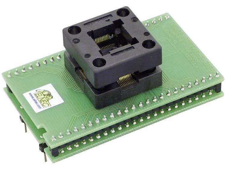 Adapter voor Elnec-programmer Elnec 70-0166 Uitvoering DIL48-TQFP48-1 ZIF