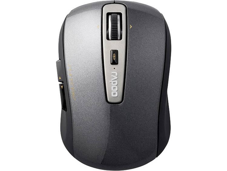 Rapoo 3920P Draadloze muis Laser Zwart