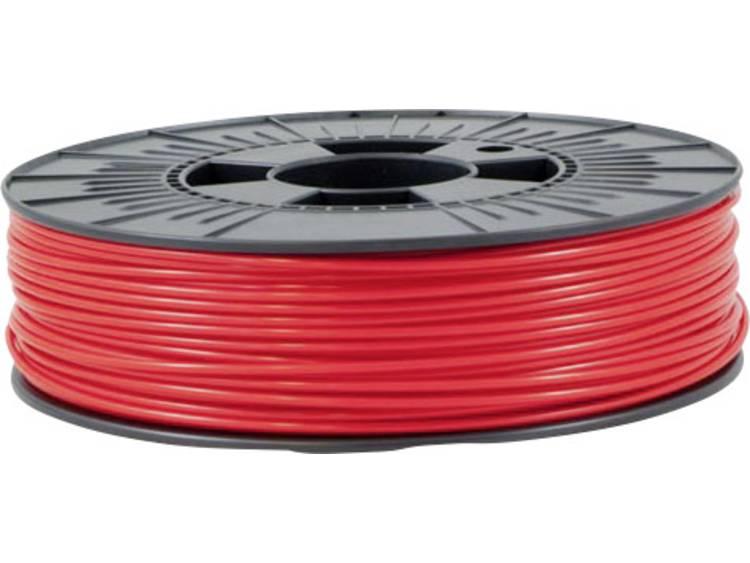 Velleman PLA285R07 Filament PLA kunststof 2.85 mm Rood 750 g