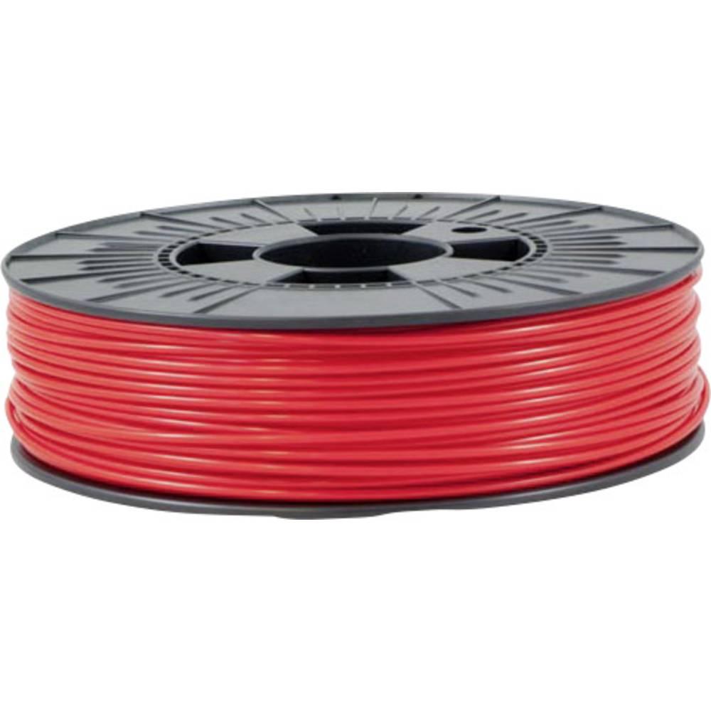 Velleman PLA285R07 3D-skrivare Filament PLA-plast 2.85 mm 750 g Röd 1 st